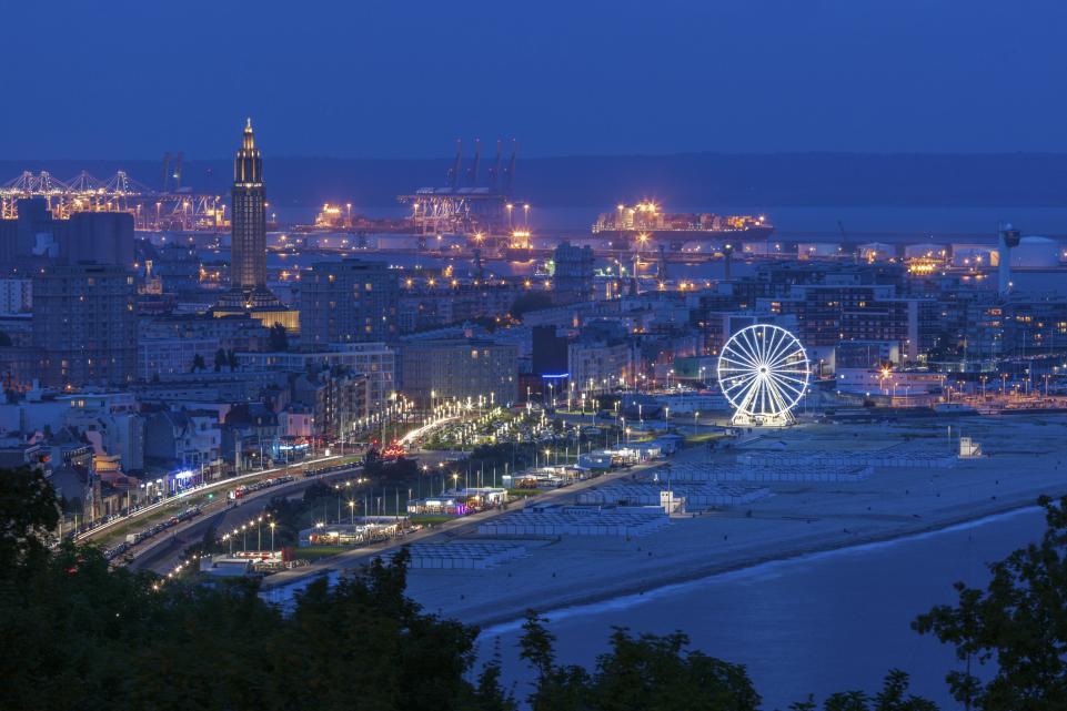 Le Havre Elokuva